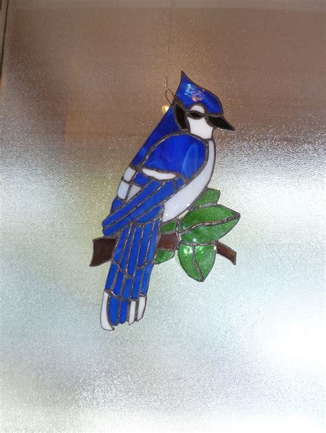 blue jay pattern 17 best images about stained glass birds on pinterest
