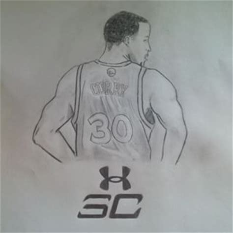 Curry 4 Sketches by Stephen Curry Drawing Search