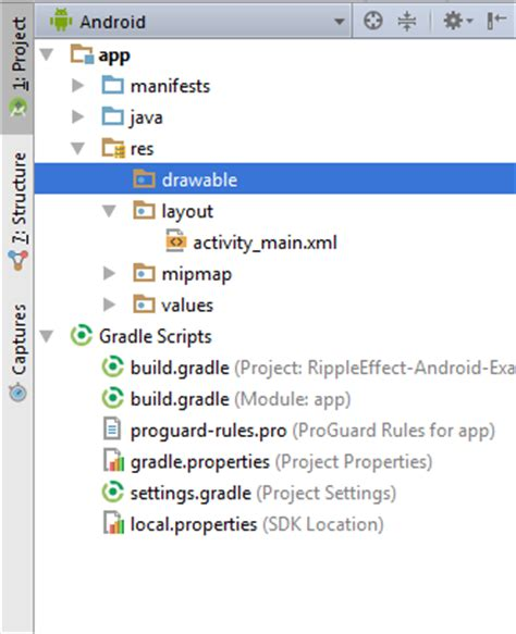android studio drawable tutorial solve element selector must be declared error in android