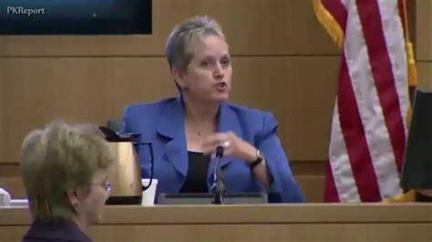 alyce laviolet jodi arias trial prosecutor accuses prosecutor martinez s tone makes alyce laviolette ask him