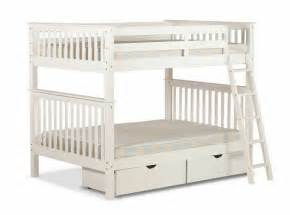 amani malvern 4 sleeper wooden bunk bed