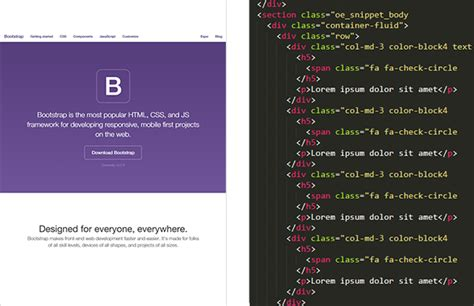 bootstrap themes odoo open source bootstrap cms odoo
