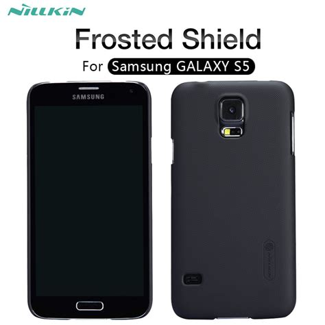 Nillkin Frosted Shield For Samsung Galaxy S5 for samsung galaxy s5 nillkin frosted shield back cover for samsung galaxy