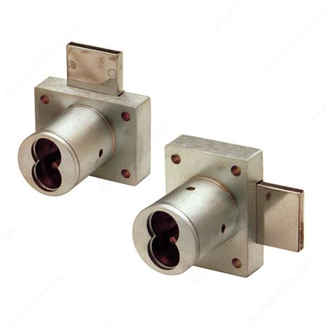 small format ic for door and drawer cabinet locks