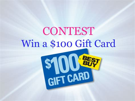 100 Best Buy Gift Card - contest 100 best buy gift card entertain kids on a dime blog