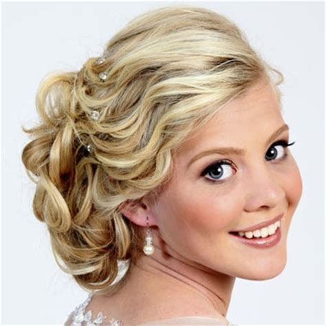 formal hairstyles out curly and cute prom updos for 2014
