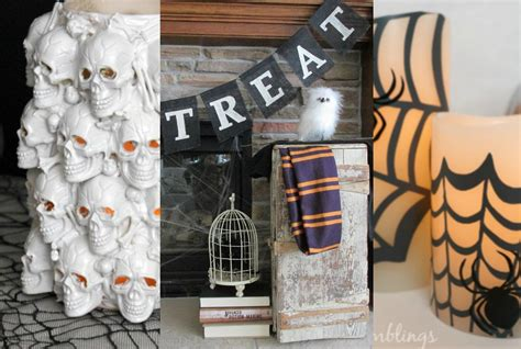 halloween diy pottery barn halloween diy decor and crafts the crazy