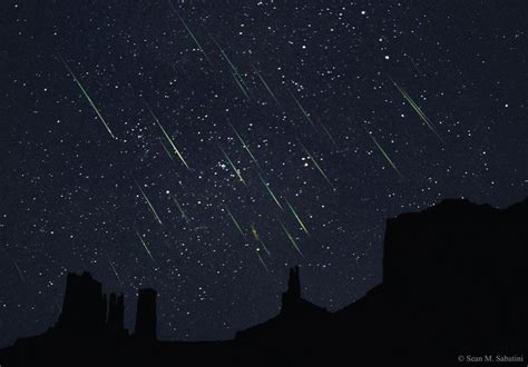 Of Meteor Showers by On This Day In 1799 Meteor Shower On Record In