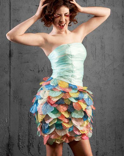 galleries vestidos elaborados con material reciclable flickr ropa con material reciclado dise 241 o de prendas ideas e