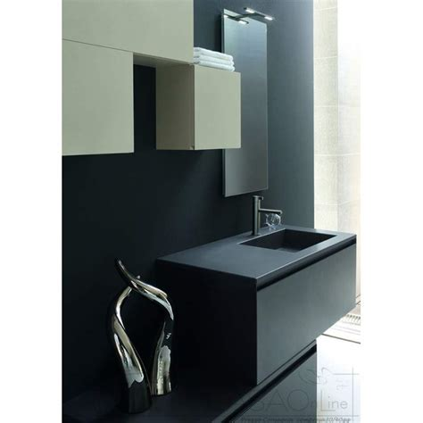 arredo bagno moderno prezzi arredo bagno moderno laminam nero perla zer10 prezzo