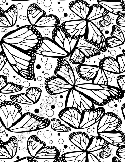 Black And White Butterfly Pattern | v59 free black white butterfly seamless pattern