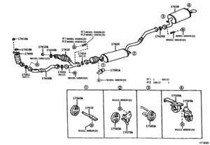 Lexus Rx300 Exhaust System Diagram 92 Lexus Es300 Stereo Wiring Diagram Get Free Image