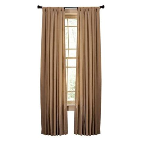 home depot curtains martha stewart martha stewart living spud classic cotton tab top curtain