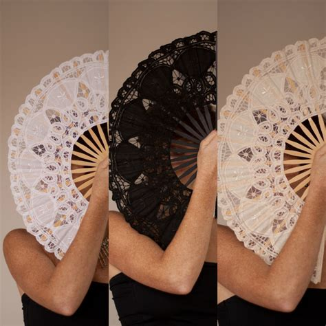 hand fans for wedding spanish hand fans