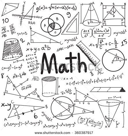 math journal coloring page mathematics clipart math formula pencil and in color