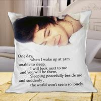 harry styles tattoo comforter harry styles one direction quotes on square pillow case