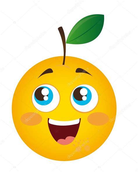 imagenes de ojos naranjas color naranja dibujos animados vector de stock