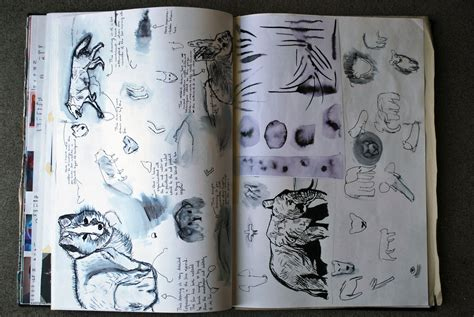 sketch book for the artist gcse sketchbook exles
