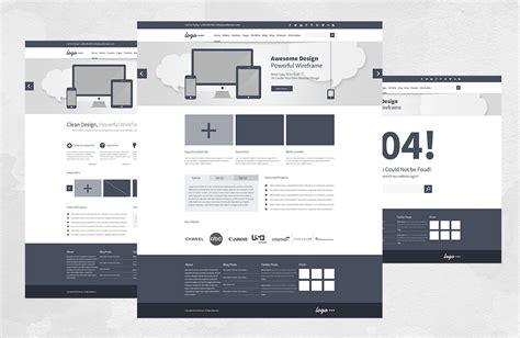 75 layouts webdesign wireframe kit product mockups on 75 layouts webdesign wireframe kit product mockups on