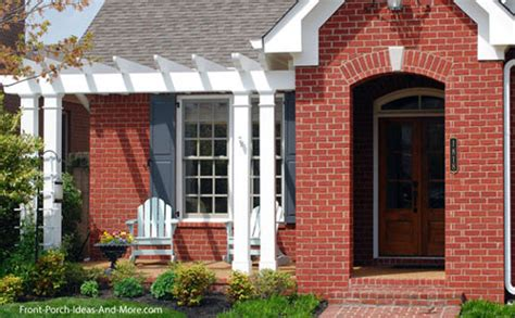 outside porch patio ideas to expand your front porch