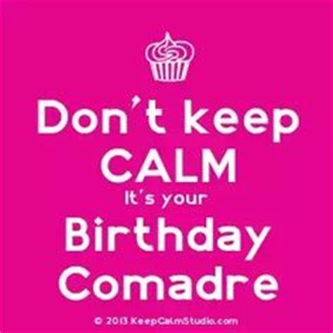 imagenes de happy birthday para una comadre targetitas de regalos comadre facebook de cumplea 241 os