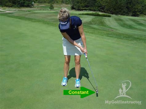 wristy golf swing putting tips my golf instructor