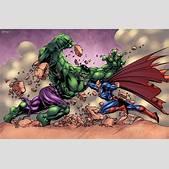 SUPERMAN VS THE...