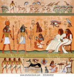 Ancient Egyptian Wall Murals ancient egyptian wall murals home design