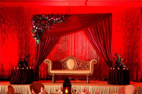 Indian Wedding Backdrop by Wedding Backdrops 25 Stage Sets For A Tale Wedding