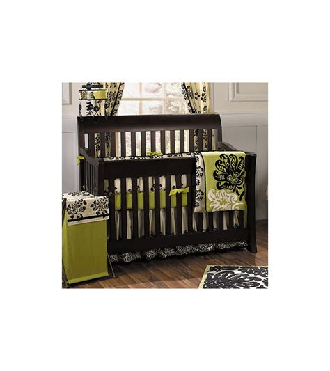 cocalo bedding set cocalo couture harlow 4 piece baby crib bedding set