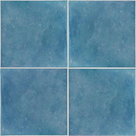 Blue Ceramic Floor Tile Blue Ceramic Tile Flooring Feel The Home