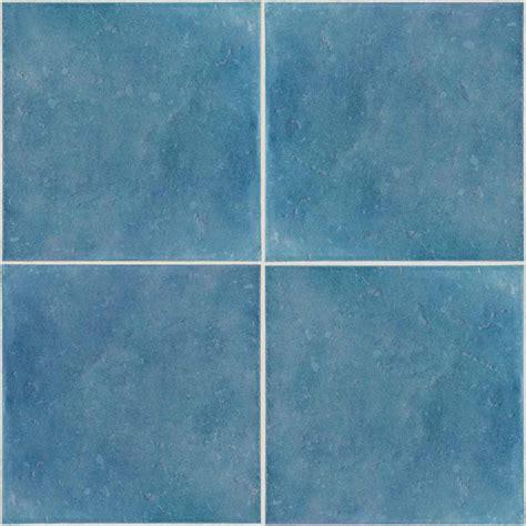 Blue ceramic tile for modern design