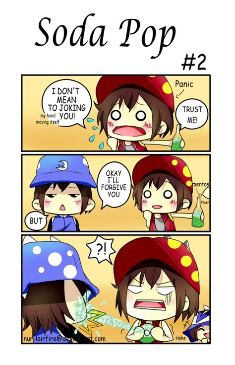 Komik Kkpk Me Vs Robot comic boboiboy elemental soda pop 2 by nur lairfire on