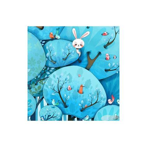 Stickers Chambre 941 by Papier Peint Enfant Fresque Emmanuelle Colin Dans Les Arbres