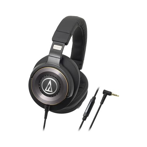 Audio Technica Ath Ws550is Black audio technica ath ws1100is solid bass