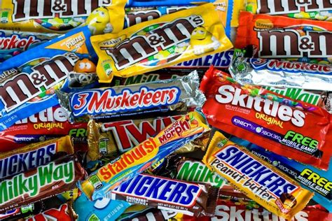 top ten candy bars the panther page candy bar top 10