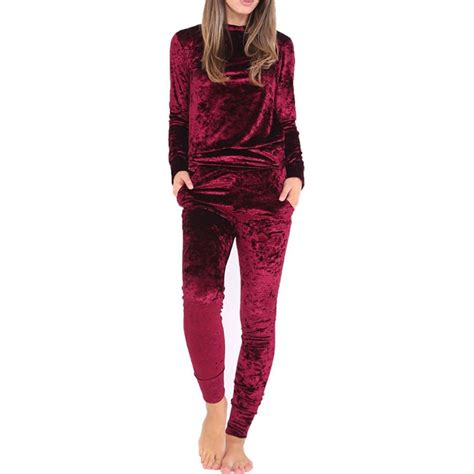 Heated Swest Suit Detox by 2017 New Fashion Velvet Tracksuit Shining Colors Sportwear