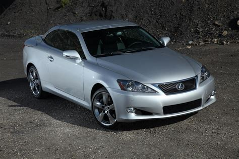 lexus convertible 2010 2010 lexus is250 and is350 convertible picture 301188