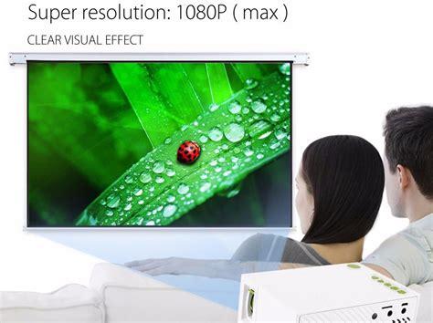 Proyektor Mini Untuk Laptop proyektor mini portable tokokomputer007