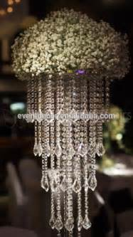 chandelier centerpieces sale large chandelier wedding centerpieces