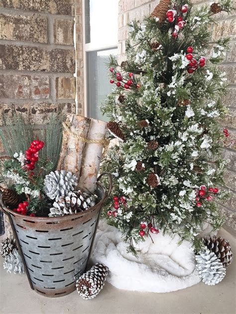 25 unique rustic christmas tree skirts ideas on pinterest