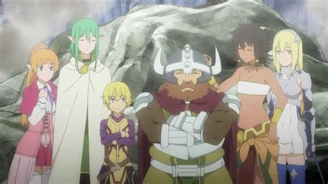 Danmachi Side Story Sword Oratoria 2 2017 anime sword oratoria is it wrong to try to up in a dungeon side story