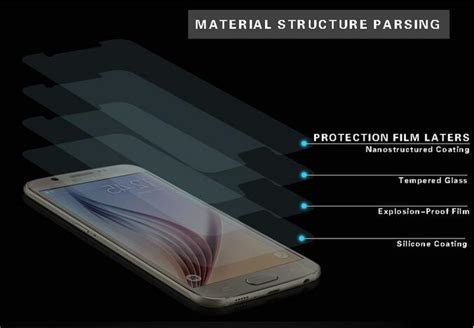 Myuser Tempered Glass Samsung C5 Clear 2 toughened glass golden samsung c5 screen protector 2 5 d impact resistant 106093240