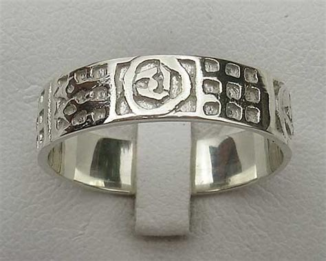 Scottish Wedding Rings by S Silver Scottish Celtic Wedding Ring Love2have In