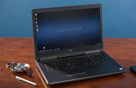 Dell Precision 7720 Review: A Brawny Beast with Tons of
