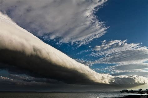 dangerous power of nature spectacular shelf clouds