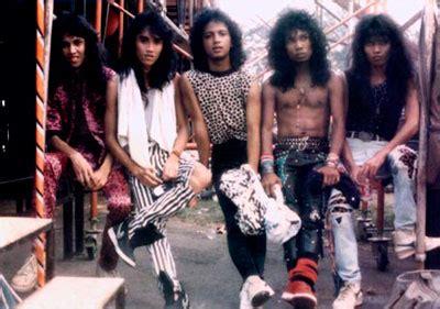 Sho Metal Di Apotik noenk cahaya sejarah musik rock di indonesia