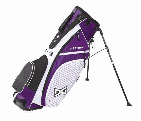 Ananndapers Standing Bag Purple datrek discount new datrek 2012 spitfire golf