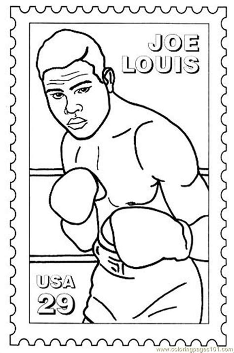 Coloring Pages Black History Month black history month coloring pages coloring home
