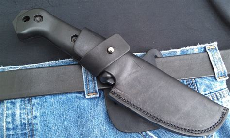 bk2 knife sheath crossdraw sheath for 5 fixed blades bk2 sheath21